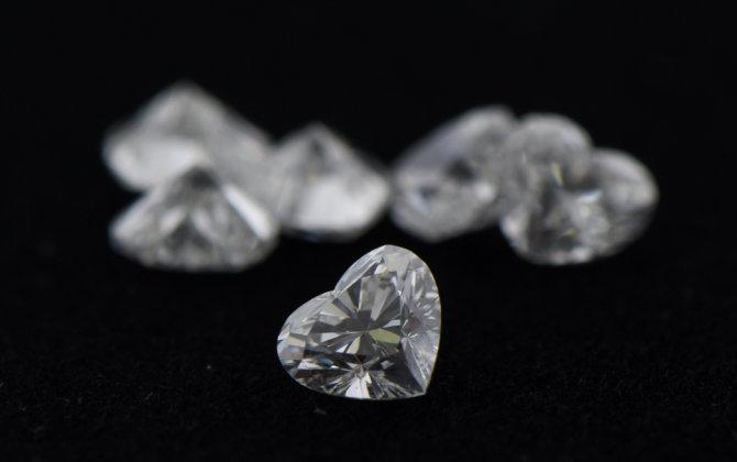 Diamante Coração